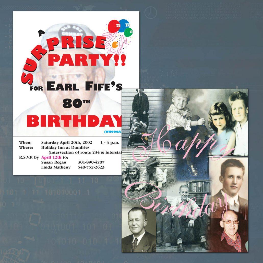 Pop's Birthday